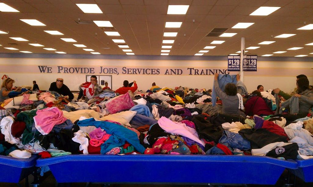Textile Recovery—a Local & Global Trade — Northeast Recycling ...