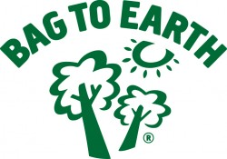 BAG TO EARTH logo