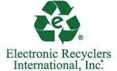 Electronic Recyclers International logo